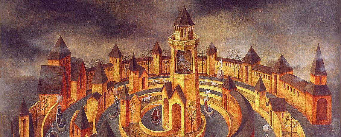 A sacred marriage of the imaginal jungian individuation - Saint teresa of avila interior castle ...